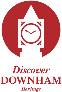 Discover Downam Logo - The Old Fire Station, 30 Priory Road,Downham Market, Norfolk