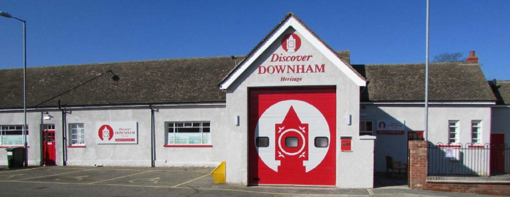 Discover Down Ham Heritage