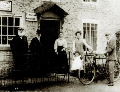 11095003Fincham Post Office 1910