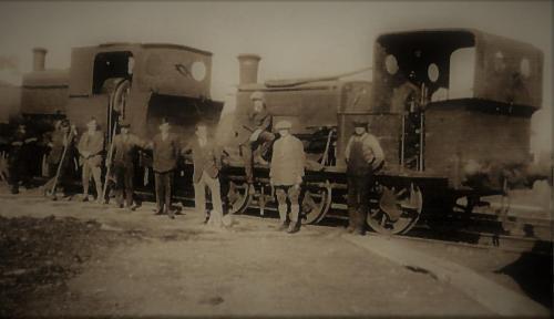 15.1.19Wissington Loco, & Rail Staff