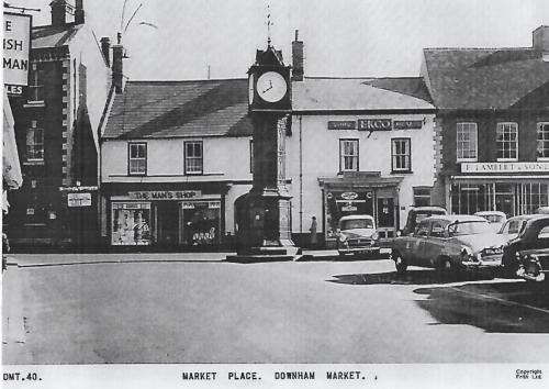 3PSMarket Square 1950s
