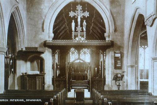 469                  St. Edmunds Church Interior