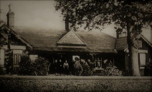 376       Alms Houses 1897 Lynn Rd Downham Market