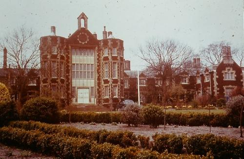 502 Built 1836          Union Workhouse was in London Rd. D.Mk. now demolished