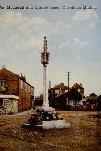 496 War Memorial, London Rd. D.Mkt