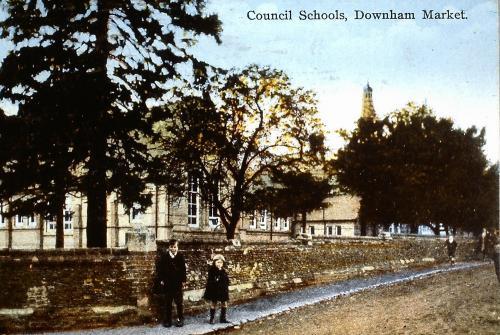 467 Primary School built 1871 Paradise RD.