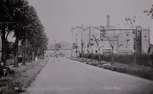 347c.1906 Bridge Rd. Birds Flour MillBuilt 1840s