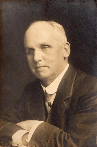 12111002Rev. George Warne ex Methodist and Free Church Minster