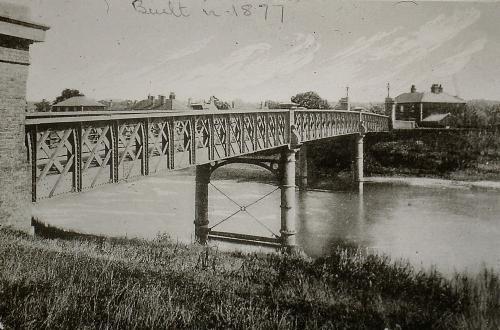340Bridge over river Built 1877 D.Mkt