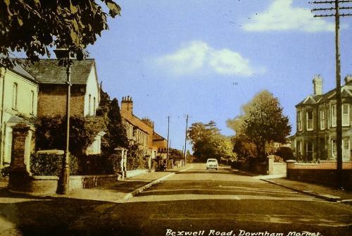 81Bexwell Road D.Mk.